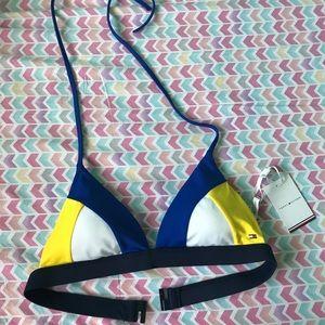 TOMMY HILFIGER | Triangle Bikini Top